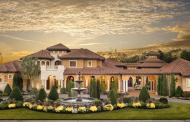 12,000 Square Foot Mediterranean Mansion In Charlotte, NC