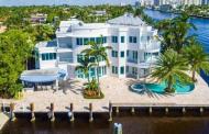 $5.395 Million Modern Waterfront Home In Fort Lauderdale, FL