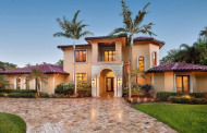 $2.9 Million Mediterranean Home In Naples, FL