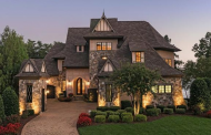 $3.45 Million Lakefront Mansion In Cornelius, NC