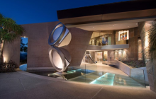 Incredible $45 Million Modern Estate In Rancho Santa Fe, CA