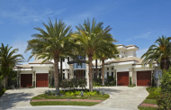 13,000 Square Foot Lakefront Mansion In Boca Raton, FL