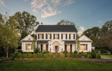 $3.295 Million Colonial Home In Charlotte, NC