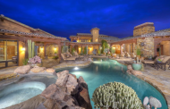 $2.9 Million Stone & Stucco Home In Scottsdale, AZ