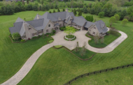 18,000 Square Foot Brick Mansion In Lexington, KY