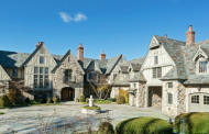 $30 Million English Tudor Stone Mansion In Kings Point, NY