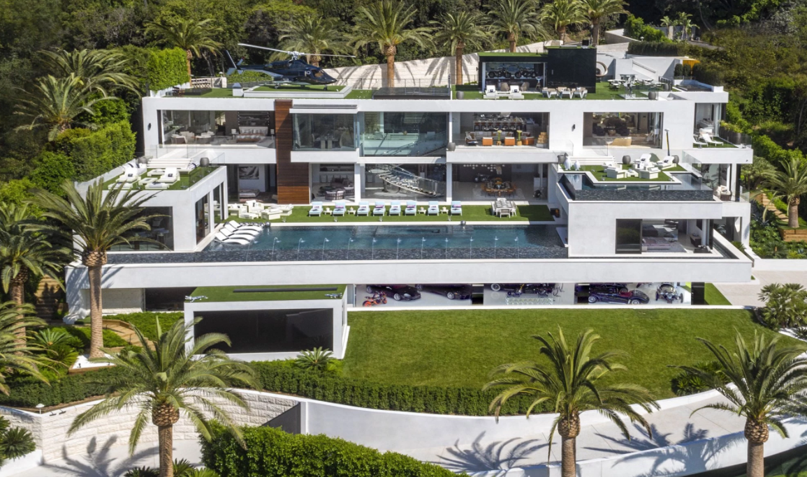 America's Most Expensive Home Hits The Market For $250 Million