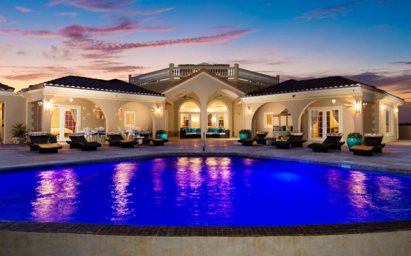 $6.295 Million Beachfront Villa In The Turks & Caicos