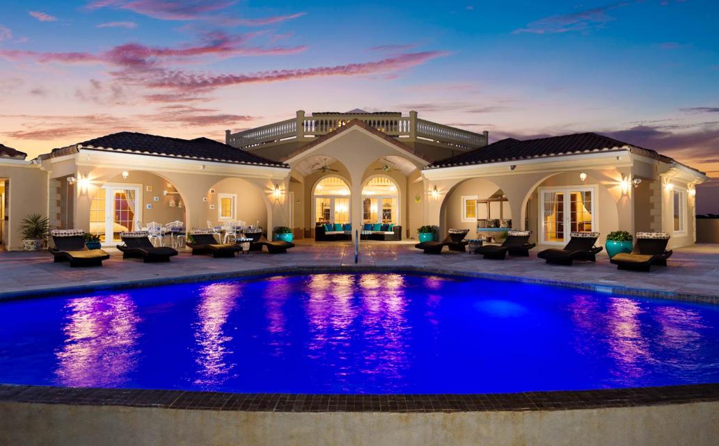 $6.295 Million Beachfront Villa In The Turks & Caicos