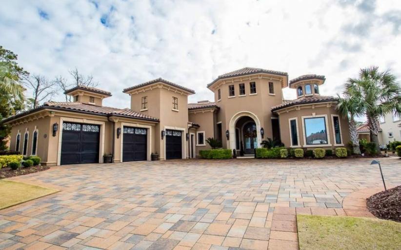 $2.6 Million Waterfront Home In Myrtle Beach, SC