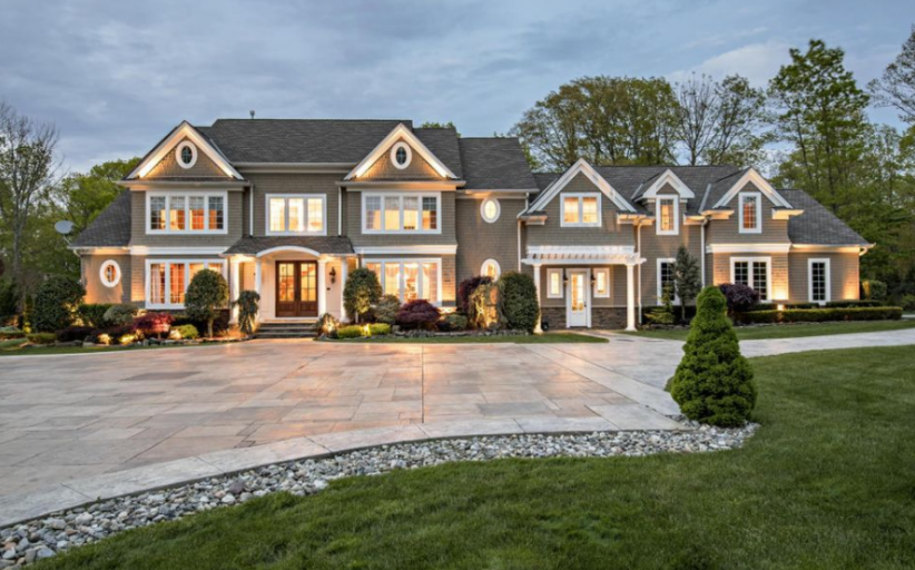 $2.3 Million Colonial Home In Atlantic Highlands, NJ