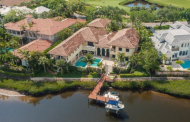11,000 Square Foot Mediterranean Waterfront Mansion In Jupiter, FL