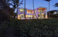 $21.65 Million Newly Built Modern Oceanfront Mansion In Hillsboro Beach, FL