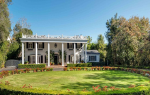 $10.495 Million Historic Colonial Home In Los Angeles, CA