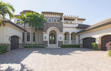 $3.15 Million Stone & Stucco Home In Fort Myers, FL