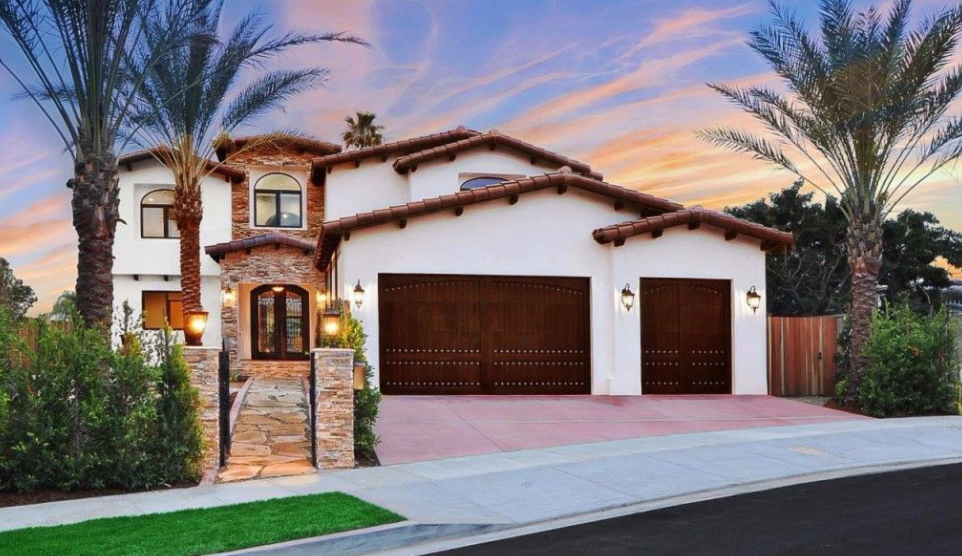 Spanish Style Home $2.595 million newly built spanish style home in san pedro, ca