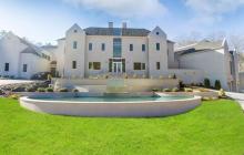 $6.995 Million Newly Built Contemporary Mansion In Alpharetta, GA