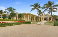 $54 Million Oceanfront Estate In Palm Beach, FL