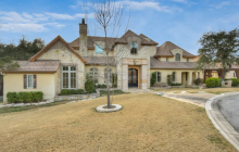 $2 Million Stone & Stucco Home In San Antonio, TX