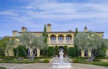 $11.75 Million Mediterranean Mansion In Montecito, CA