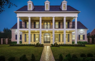 $3.5 Million Newly Built Southern Colonial Mansion In The Woodlands, TX