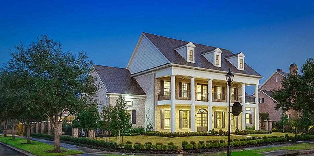 35 Million Newly Built Southern Colonial Mansion In The Woodlands TX