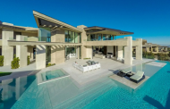 Shangri-La – A 14,000 Square Foot Newly Built Contemporary Mansion In Las Vegas, NV