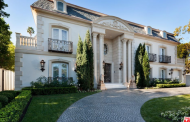 $40 Million French Inspired Mansion In Beverly Hills, CA