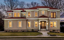 $1.575 Million Newly Built Stucco Home In Vienna, VA