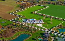 $24.995 Million Shingle & Brick Mansion In Sagaponack, NY