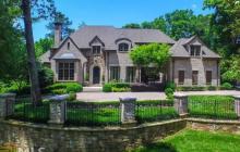 11,000 Square Foot Brick & Stone Mansion In Atlanta, GA