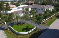 $13.25 Million Newly Built Waterfront Mansion In Boca Raton, FL