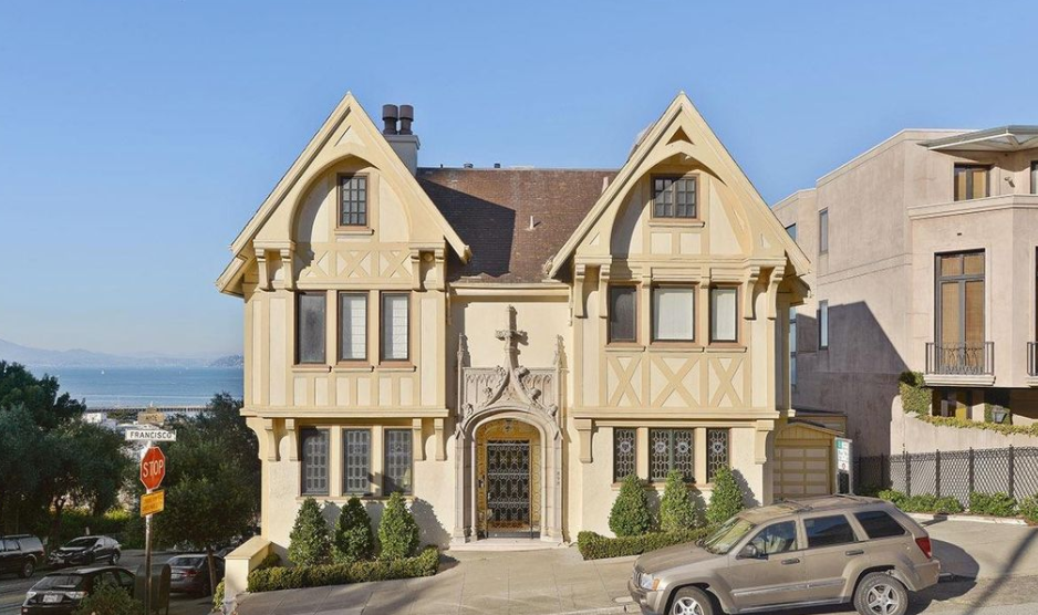 12 million historic home in san francisco ca homes of for San francisco victorian houses history