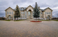 16,000 Square Foot Mansion In Ontario, Canada