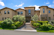 $3.15 Million Stone & Stucco Home In San Diego, CA