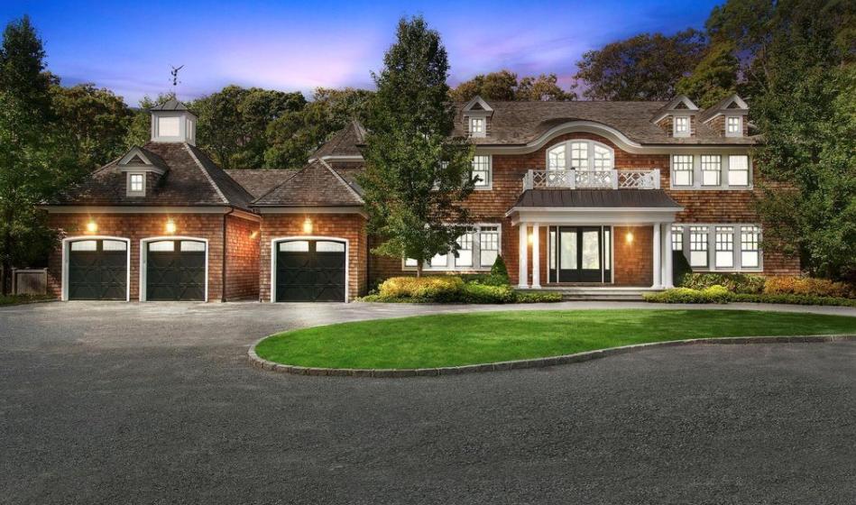 $6 Million Shingle Home In East Hampton, NY