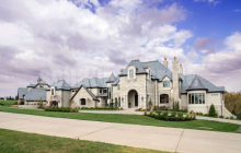 Exquisite Stone & Stucco Mega Mansion In Wildwood, MO