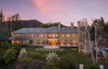 $29 Million Mansion In Beverly Hills, CA