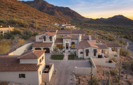 $6.495 Million Newly Built Spanish Style Mansion In Scottsdale, AZ