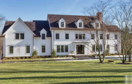 $6.35 Million Newly Built Colonial Home In Greenwich, CT