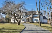 $3.5 Million Newly Built Shingle & Stone Home In Rumson, NJ