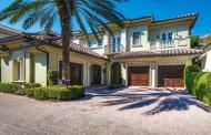 $4.375 Million Mediterranean Waterfront Home In Highland Beach, FL