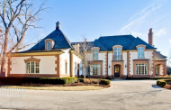 $3.9 Million French Provincial Home In Lake Forest, IL