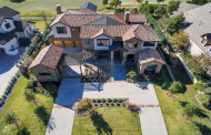 $4.985 Million Stone & Stucco Home In Westlake, TX