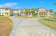 11,000 Square Foot Mediterranean Mansion In Thonotosassa, FL
