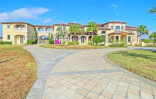 11,000 Square Foot Mediterranean Mansion In Thonotosassa, FL