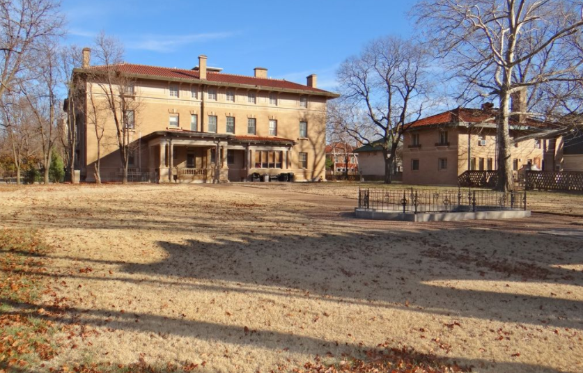 20 000 Square Foot Historic Mansion In Oklahoma City Ok