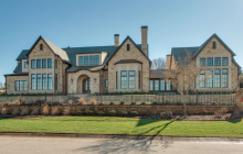 $4.9 Million Stone Mansion In Westlake, TX