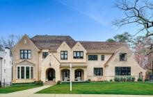 $3.95 Million Stone Mansion In Atlanta, GA