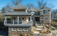10,000 Square Foot Newly Built Stone Mansion In McLean, VA